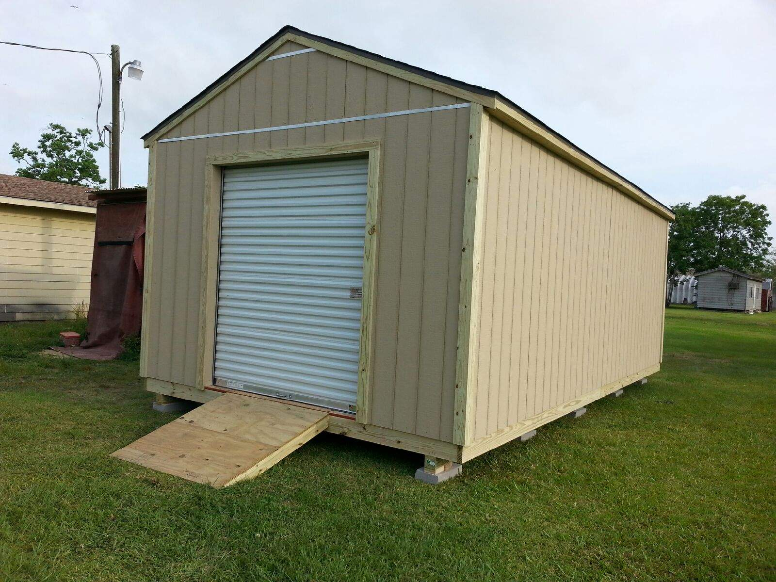 Affordable Texas Sheds and Cabins